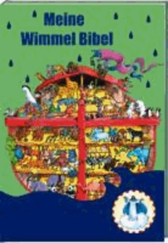 Meine Wimmel-Bibel.