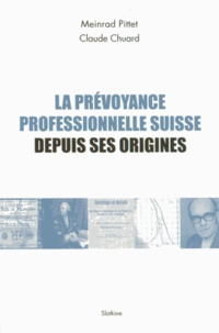 Rhonealpesinfo.fr La prévoyance professionnelle suisse depuis ses origines Image