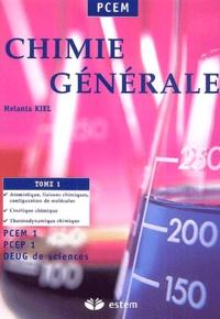 Histoiresdenlire.be Chimie générale - Tome 1 Image