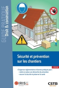 Sécurité et prévention sur les chantiers - Mélanie Baumea pdf epub
