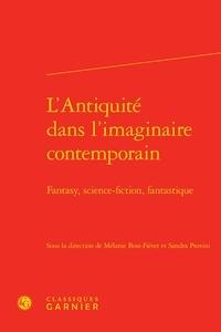 Lesmouchescestlouche.fr L'Antiquité dans l'imaginaire contemporain - Fantasy, science-fiction, fantastique Image