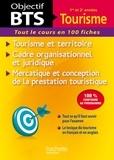 Mélanie Bourge et Béatrice de La Rochefoucauld - Objectif BTS Fiches Tourisme.