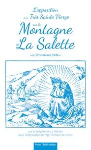 Histoiresdenlire.be L'apparition de la très sainte Vierge sur la montagne de la Salette - Le 19 septembre 1846 Image