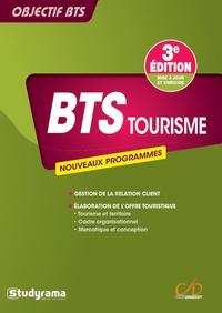 Mélanie Chagneau et Laurent Gayard - BTS Tourisme.