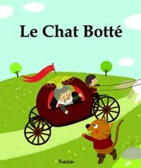 Mélanie Combes et Charles Perrault - Le chat botté.