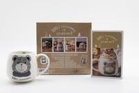 Mélanie Denizot - 100% cocooning et gourmand - Avec 1 tasse en céramique.