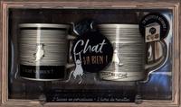 Coffret chat va bien !- Avec 2 tasses en porcelaine - Mélanie Denizot pdf epub