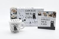 Mélanie Denizot - Coffret lovely mug cat - Avec 1 mug.