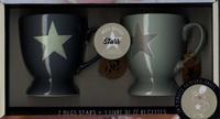 Mélanie Denizot - Mes mug cake stars - Avec 2 mugs stars.