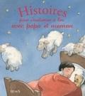 Mélanie Desplanches et  Germain - Histoires pour s'endormir à lire avec papa et maman.