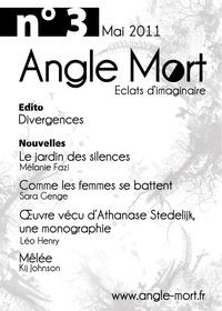 Mélanie Fazi et Sara Genge - Angle Mort numéro 3.