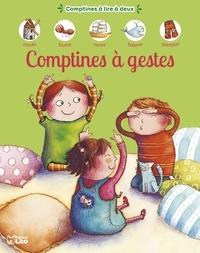 Mélanie Florian - Comptines à gestes.