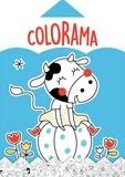 Mélanie Grandgirard - Colorama Vache bleue.