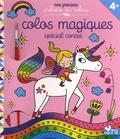 Mélanie Grandgirard - Colos magiques spécial contes - Avec un pinceau.