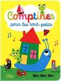 Mélanie Grandgirard et Caroline Modeste - Comptines pour les tout-petits.