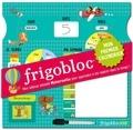 Mélanie Grandgirard - Frigobloc Mon premier calendrier - Mon tableau aimanté Maternelle pour apprendre à me repérer dans le temps ! Avec un feutre effaçable.