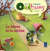 Galabria.be Le lièvre et la tortue PS MS - Avec 45 cartes Image