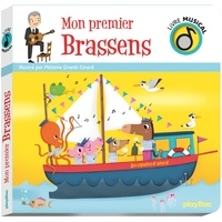 Mélanie Grandgirard - Mon premier Brassens.