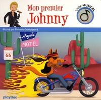 Mélanie Grandgirard - Mon premier Johnny.