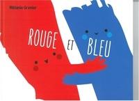 Mélanie Grenier - Rouge et Bleu.