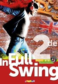 Mélanie Herment et Marta Lesinski - In Full Swing 2nde anglais B1/B2.