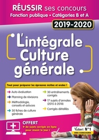 Mélanie Hoffert et Lionel Lavergne - L'intégrale culture générale - Fonction publique Catégories B et A.