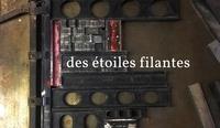 Mélanie Leblanc - DES ÉTOILES FILANTES.