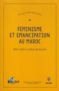 Mélanie Lopez-Burgos - Féminisme et émancipation au Maroc.