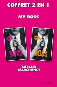 Mélanie Marchande et Stéphanie Des Horts - Coffret My boss 1 et 2.