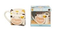 Mélanie Martin et Audrey Le Goff - Coffret Cookie Chat - Mug Cookie Chat avec 1 mug chat.