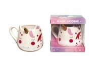 Mélanie Martin et Stéphanie de Turckheim - Coffret Magic licorne - Avec 1 mug thermoréactif.