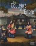 Mélanie Moreau - De couleurs et d'encre - Oeuvres restaurées des musées d'art et d'histoire de La Rochelle.