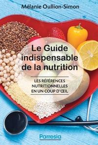 Histoiresdenlire.be Le guide indispensable de la nutrition - Les références nutritionnelles en un coup d'œil Image