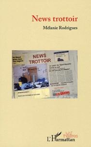 Mélanie Rodrigues - News trottoir.
