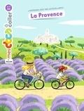 Mélanie Roubineau et Stéphanie Ledu - La Provence - J'apprends avec mes autocollants !.