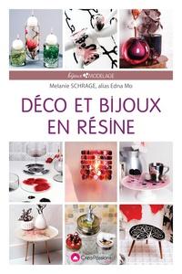 Melanie Schrage - Déco et bijoux en résine.