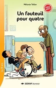 Mélanie Tellier et Olivier Pelletier - Un fauteuil pour quatre.
