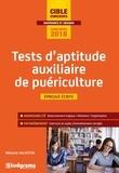 Mélanie Valentin - Tests d'aptitude auxiliaire de puériculture.