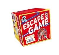 Mélanie Vives et Rémi Prieur - Escape Game Junior - Kidnapping à la fête foraine (coffret).