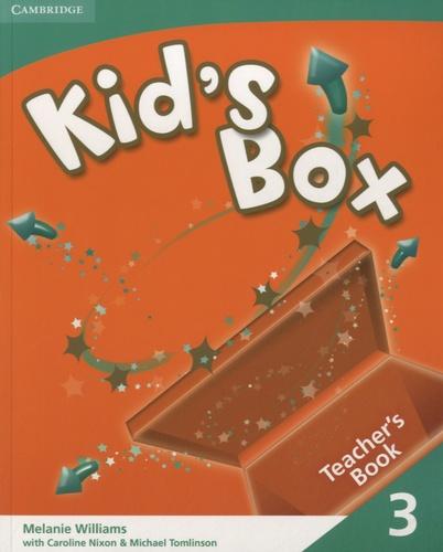 Melanie Williams - Kid's box 3 teacher's book.