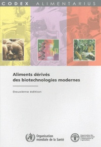 Melchior - Aliments dérivés des biotechnologies modernes.