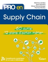 Pro en Supply Chain - Melchior de Bary pdf epub