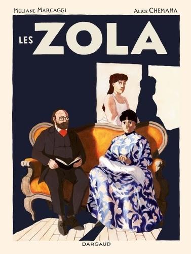 Meliane Marcaggi et Alice Chemama - Les Zolas.