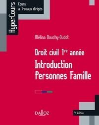 Feriasdhiver.fr Droit civil 1re année - Introduction, personnes, famille Image