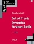 Mélina Douchy-Oudot - Droit civil 1re année - Introduction, personnes, famille.