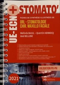 Melinda Bajul et Quentin Hennocq - ORL - Stomatologie - Chirurgie maxillo-faciale.