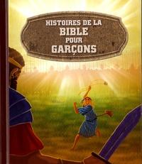 Mélissa Alex et Gustavo Mazali - Histoires de la Bible pour garçons.