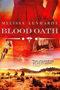 Melissa Lenhardt - Blood Oath.