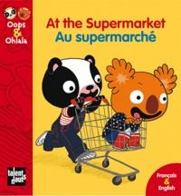 Mellow et Amélie Graux - At the supermarket, Au supermarché.