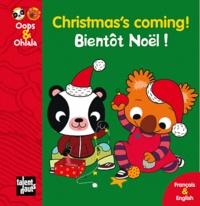 Deedr.fr Christmas coming! Bientôt Noël! - Editions bilingue anglais-français Image